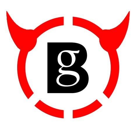 logo bagars white